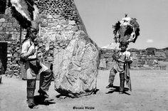 Danzantes en Monte Alban en Cd. de Oaxaca , Oaxaca Mexico ,,, 1