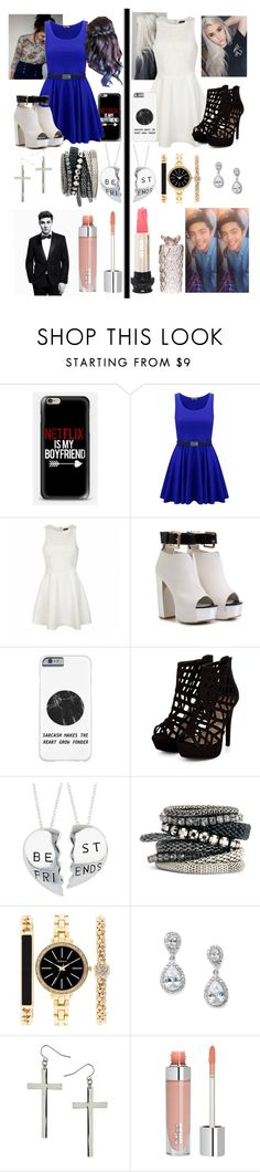 """""""Kristen and Rose date with Sammy and Skate"""" by colliner13 ❤ liked on Polyvore featuring Ally Fashion, H&M, Style & Co., Miss Selfridge, Anna Sui, women's clothing, women's fashion, women, female and woman"""