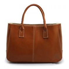 Concise Stitching Design Tote Bag For Women