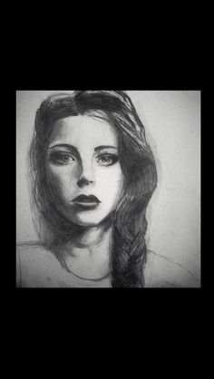 girl braid sketch pencil draw drawing girls beauty vintage portrait blackandwhite Tumblr