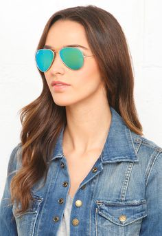 Ray Ban Aviator 62mm