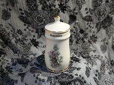 Spice Jar The Flower Fairy Spice Jars - Rosemary - 1989 Gresham Marketing Ltd