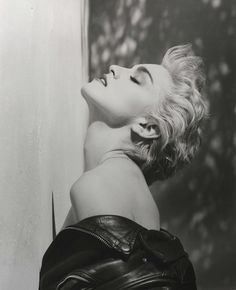 Herb Ritts, Madonna, True Blue, Hollywood 1986