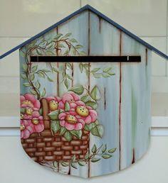Um blog sobre artes e artesanato contendo tutoriais.