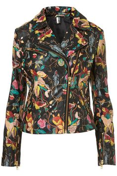 OMG I need this jacket.  It's too pricey.  I need it.  It's almost Christmas.  Forget it.  Sob.