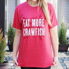 Eat More Crawfish© | Crawfish
