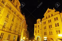 http://www.123rf.com/photo_36396343_typical-buildings-in-the-center-of-prague-at-night-czech-republic.html