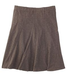 skirt- I can see me wearing this out from pure comfyness!