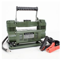 High-Performance Four Cylinder Piston Air Compressor with Tank and Free 6 Inch Airbrush Hose Master Airbrush Model TC-848