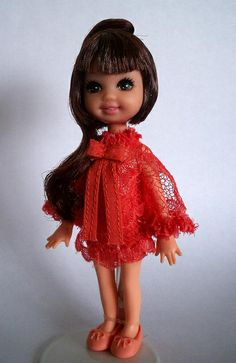 """Crissy"" an OOAK Kelly doll by Matthew Sutton 