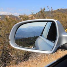 The Canyons around Malibu #vacation #travel #silvercar #losangeles