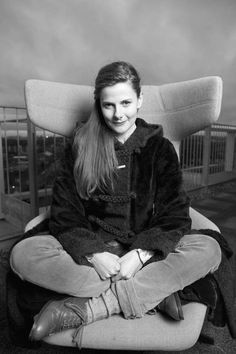 Louise Brealey is honestly one of my favorite people.  I wish she was in more things I could watch.