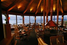 Pointe Restaurant, Wickanninish Inn, Vancouver Island - a very special place!