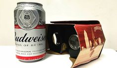 Cleveland Cavaliers Hand Out VR Headsets That Double As Beer Holders