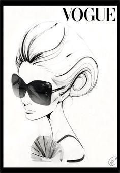 Fashion illustration // Nuno Da Costa