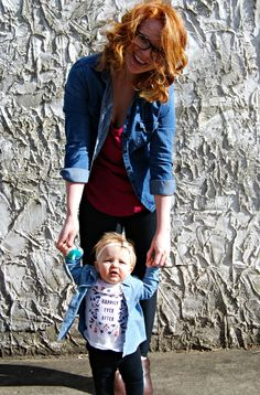 Mommy+Me Spring Outfits - Gingy Love
