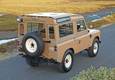 1964 Land Rover Series IIA 88 Station Wagon | Offerings | Goodman Reed Motorcars