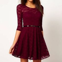 Summer-Women-Sexy-Lace-Dress-Evening-Party-Club-Cocktail-Dress-Casual-Mini-Dress
