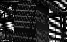 Lijnen, lijnen en lijnen #Stripes #Striped #Lines #Zebra #Building #Architecture #Shadow #Concrete #Spain #Melawel