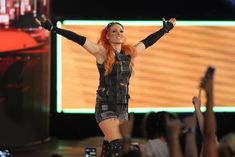 WWE Wrestler Becky Lynch on Ronda Rousey, WrestleMania, and Kim Possible | Phoenix New Times  ||  She's coming to Phoenix for WWE SmackDown. http://www.phoenixnewtimes.com/arts/wwe-becky-lynch-10137034?utm_campaign=crowdfire&utm_content=crowdfire&utm_medium=social&utm_source=pinterest