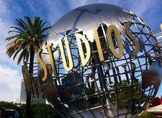 Take a behind-the-scenes tour at Universal Studios.