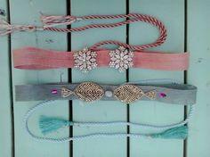 Cinturones Primavera-Verano 2014 http://unchicleenmitacon.blogspot.com/2014/07/summer-collection-2014-olga-cas.html