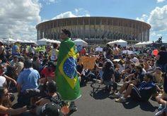 Manifestação na Copa não será cerceada