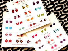 Temporary tattoo earrings mimic the look of piercing, but without the pain, permanence or risk of infection.