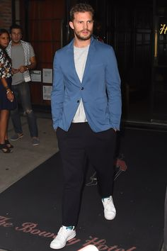 The 10 Best Dressed Men of the Week 8.6.16 Photos | GQ