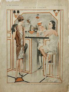 #oldstnewrules #artdeco #art #design #illustration #poster #vintage #fashion #style #luxury