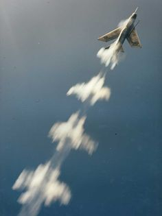 "apostlesofmercy: ""  An English Electric Lightning unloads it's 30 mm ADEN cannons at speed. """