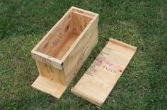 DIY nuc box