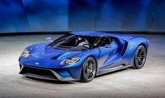 Cars - Ford GT : une nouvelle ère est née pour la mythique Supercar ! - http://lesvoitures.fr/ford-gt-2016/