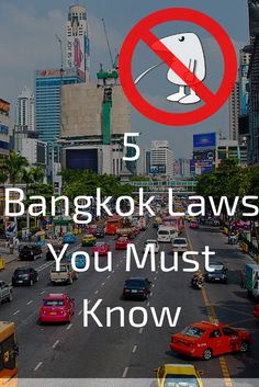 Bangkok is a lovely city full of vitality and enthusiasm, but it is also a place where some of the titbits of legislation can be silly. It is very important to abide by the laws enlisted below or you may get into serious trouble, on breaching any of these.