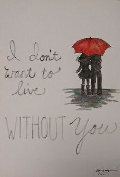 Without You by For King and Country. Art by Kaylee Rooklidge  This song makes me cry every time I listen to it!!!!