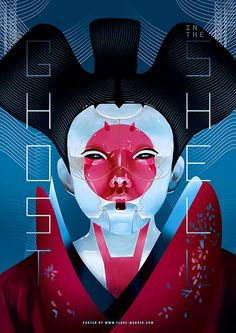 Ghost In The Shell | Flore Maquin