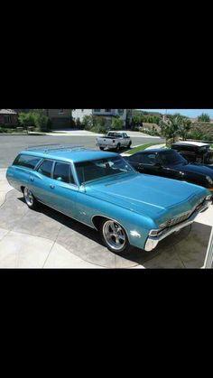 67 Impala Wagon