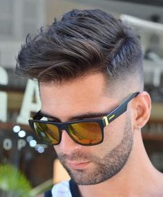Like this hair cut for a guy