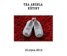 Christening of Tea Angela 16th September 2014 at St.Jan Nepomuk Church in Ceske Budejovice, Czech Republic.