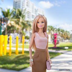 Barbie® @barbiestyle Great public art ...Instagram photo | Websta (Webstagram)