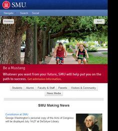 Southern Methodist University 6324 Boaz Ln Dallas TX 75205 University Park Colleges & Universities