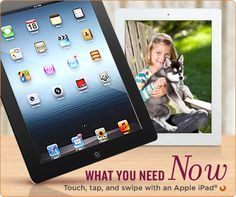 Apple iPad(R) qvc.com