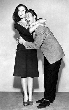 Donald O'Connor & Gloria Jean in Mister Big (1943)