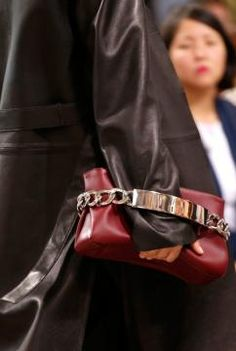 61be581be65 Maison-Martin-Margiela spring 2014 clutch Fashion Wear