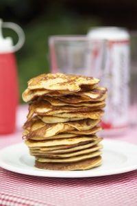 Pfannkuchen kalorienarm - extra leicht