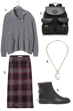 OOTD: School Girl Chic