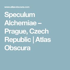 Beautiful Speculum Alchemiae