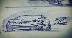 BMW Z concept fan sketch. #car #auto #bmw #drawing #sketch #sketching #sketches #carsketch #cardrawing #bmwz4 #roadster #conceptcar #concept #art #design #industrialdesign #cardesign #designer #artist #carart #cabrio #bmwcabrio #sportscar #conceptcarsketch #draw #fineart #pen #pendrawing #bmwdrawing #bmwsketch by mitki4a