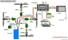 arduino AT mega flight controller schematic - Google Search