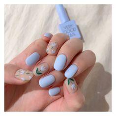 Nail Art Simple, Sun Nails, Feet Nails, Korean Nail Art, Kawaii Nails, Modern Nails, Minimalist Nails, Best Acrylic Nails, Dream Nails